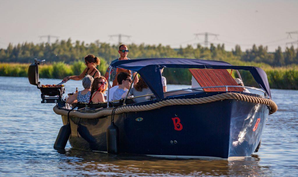 Barbecueboot Dordrecht